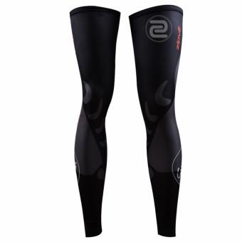 Outdoor Sports Bike Cycling Leggings Windproof Knee Sleeve WarmerCuff Covers - 2