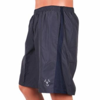 Outperformer Running Football Soccer Basketball Shorts with InnerSwimmer Lining (Black)