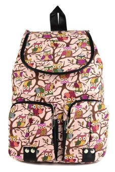Owl Backpack (Multicolor)