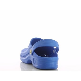 Oxypas SONIC (Blue) Unisex Clogs Shoes for Doctors, Nurses, Medical& Healthcare Professionals, Hospital, Chef, Kitchen, Spa,Laundry, Hotel, Beauty & Wellness Personnel - 5
