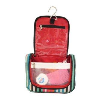 Parachute Cosmetic Pouch (Multicolor) - picture 2