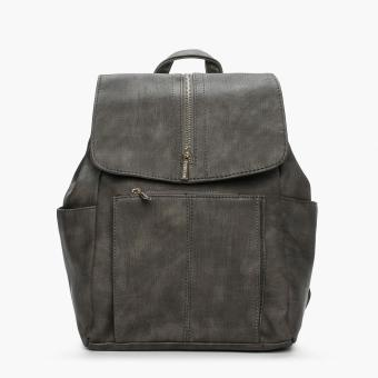 Parisian Ladies Tanesha Backpack (Gray)