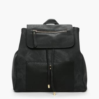 Parisian Ladies Tennie Backpack (Black)