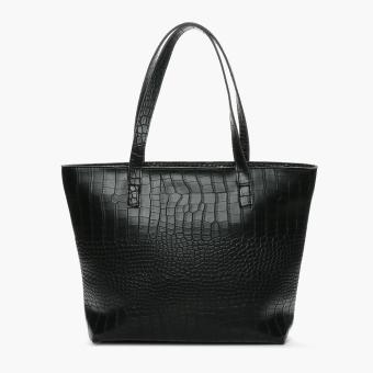Parisian Ladies Ulana Tote Bag (Black)