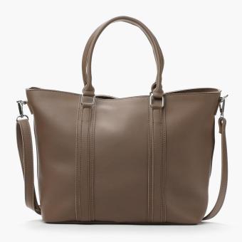 Parisian Ladies Vina Tote Bag (Taupe)