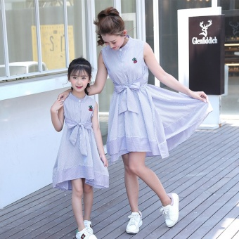 Paternity Skirt Cherry Mother and Daughter(Single) - intl - 3