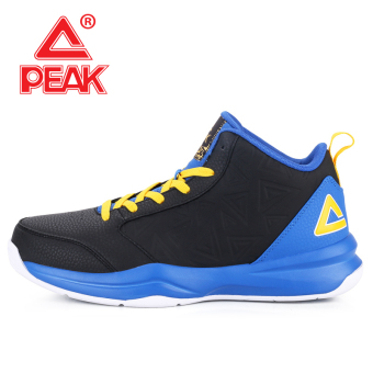 Peak official hight-top autumn and winter male sports shoes basketball shoes