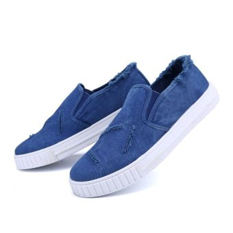 Peas Shoes: Men's Casual Shoes, Moccasin-gommino, Driving Shoes, Soft and Comfortabl - intl - 2