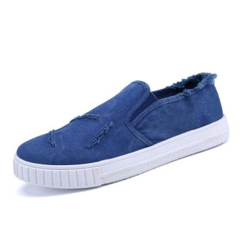 Peas Shoes: Men's Casual Shoes, Moccasin-gommino, Driving Shoes, Soft and Comfortabl - intl - 4