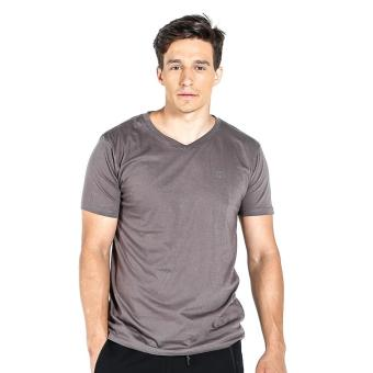 Penshoppe Basic V-Neck (Dark Gray) Price Philippines