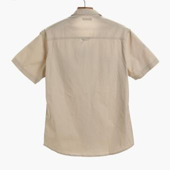 PH Basic By Kultura Mens Twill Casual Shirt (Khaki) - 2