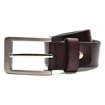 Pierre Cardin Genuine Leather Belt (Black)