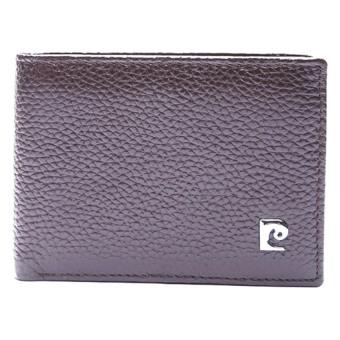 Pierre Cardin Genuine Leather Wallet (Black)