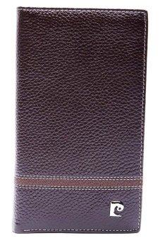 Pierre Cardin Genuine Leather Wallet (Brown)