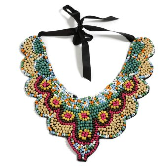 Pink Tequila 26305 Statement Necklace (Multi)