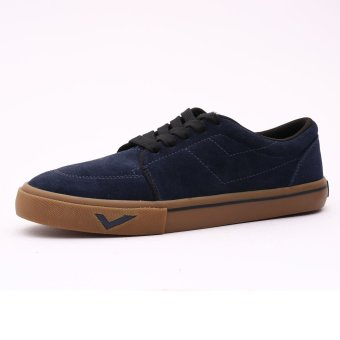 PONY MEN'S CLASSIC ARCHIVE - GRIND LOW (BLACK IRIS/GUMSOLE) - 5