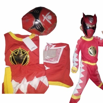 Power Rangers Costume (Red Ranger) with Mask Price Philippines