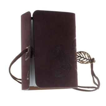 Practical Leather Business Credit ID Card Holder Coffee - picture 2