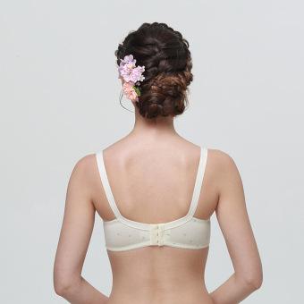Pregnant Women Underwear Without Rims Wide Nursing Bra Gathered Thin Bra - intl - 5