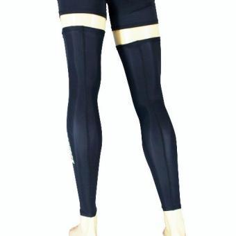 PROCARE COMBAT #5206 Compression Full Leg Sleeves Pair (Black) - 4