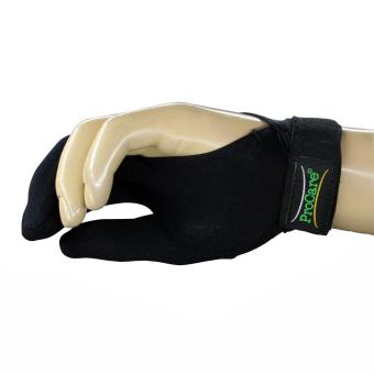 PROCARE PROTECT #3008B Billiard Gloves with Wrist Tension Lock, 2pieces (Black) - 2