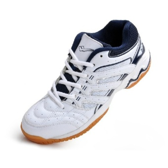 Professional Men and Women's Breathable and Anti-skid Badminton Shoes High Quality Volleyball Shoes Fashion Couples Sneakers Plus Size 36-46 - intl