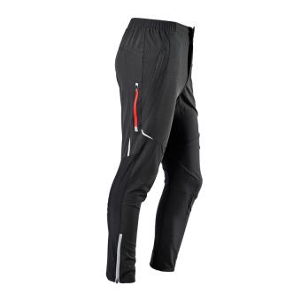 RockBros Cycling Bike Long Pants (Black) - 2