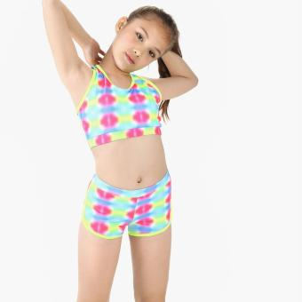 Sandbox Girls Two piece Neon colored Swimsuit #1: sandbox girls two piece neon colored swimsuit multicolored 6963 edf596fb6b5eece7247a1e83cf product 340x340