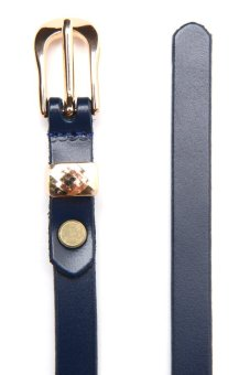 Santa Barbara Polo and Racquet Club Ladies' Belt (Blue) - picture 2