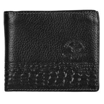 Santa Barbara Polo & Racquet Club Giancarlo Billfold Wallet(Black)