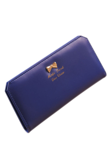 Sanwood Faux Leather Coin Purse (Sapphire Blue) - picture 2