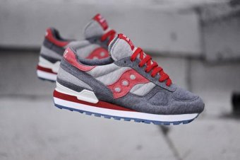 Saucony Originals Grid 9000 Premium S70196-2 Sneaker Running Shoes- intl - 4