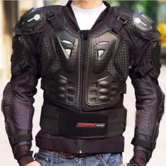 Scoyco AM02 motocross armor motorcycle off road armour Racing Full Protector Gears motorcycle cross country armor Body - intl - 3