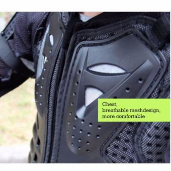 Scoyco AM02 motocross armor motorcycle off road armour Racing Full Protector Gears motorcycle cross country armor Body - intl - 5