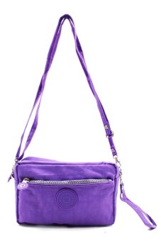 Seeingly Candy Sling Bag (Violet)