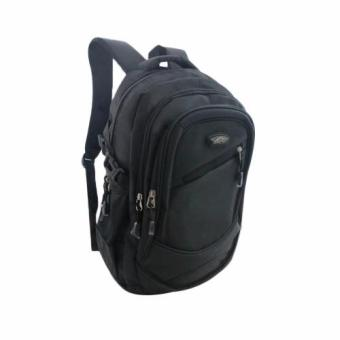 SENA 0723 Unisex Light Weight Backpack (Black) Price Philippines