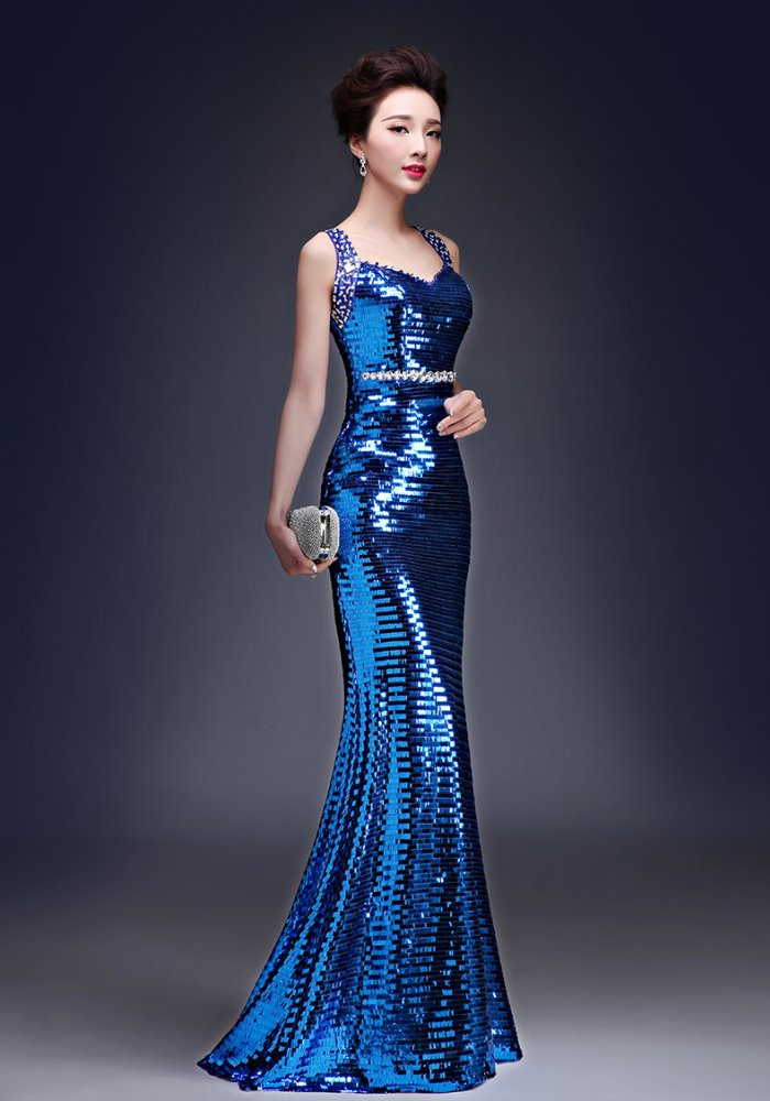 Philippines   Sexy Glitter Evening Dress Elegant Long Gown Bodycon ...