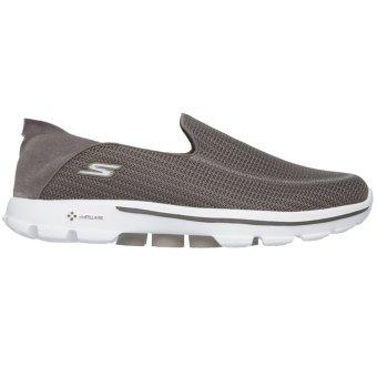 Skechers GO Walk Lounge Slip-Ons (Khaki) - 5