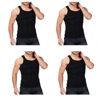 bda80e8fc9 BUSTER Underwear Source Mens Body Slim Shaper Belly Fatty Underwear Vest  Shirt Corset Source Slim N