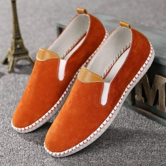Slip-Ons for Women's loafers Lazy shoes Fashion casual shoes - intl - 5
