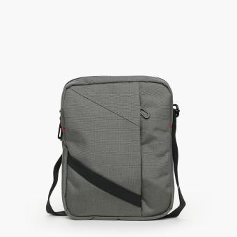 SM Accessories Mens Sling Bag (Grey)