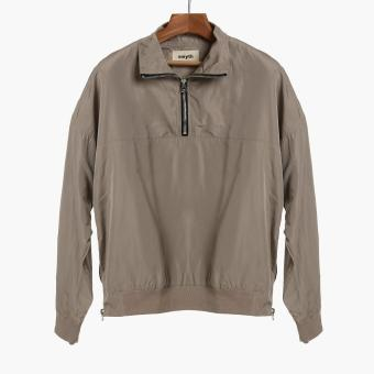 SMYTH Boys Teens Track Jacket (Olive)