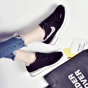 Sport shoes for Women's Fashion sneakers student casual shoes -intl