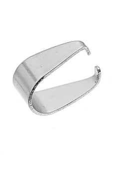 Stainless Steel Clasps B80963 Pale Silver