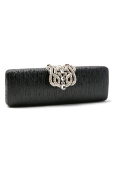 Stratal 1036 Oro Clutch bag (Black)
