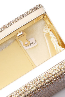 Stratl 08215 Fashion Sedurre Party Bag (Gold) - picture 2