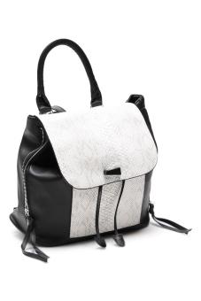 Stratl 335 Fashion Reversia Three-Way Backpack (Beige)