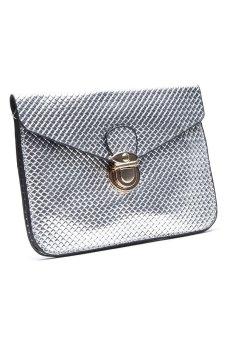 Stratl 404 Fashion Scala Sling Bag (Silver)