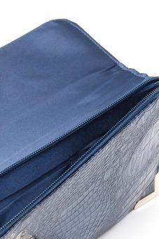 Stratl A80367-1 Fashion Sofisti Party Bag (Blue) - picture 2
