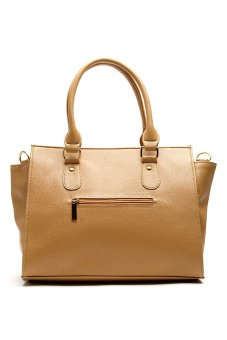 Sugar Adele Tote Bag (Light Brown)